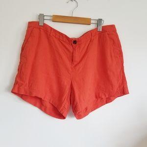 Old Navy Linen blend shorts
